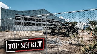 LOST FILES - Found Military Equipment In Abandoned Base