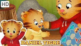 Daniel Tigre em Português 🚘🦁 É Divertido Compartilhar com Você! | Vídeos para Crianças