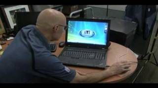 Seattle Seahawks Photographer uses Lenovo ThinkPad W700ds