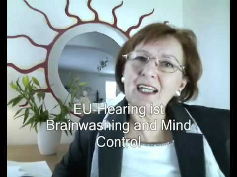 EU Superstaat mit Gender Mainstream Mind Kontrolle Karin E  J  Kolland Hanael