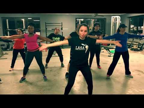 Zumba Fitness - Azukita by Steve Aoki, Daddy Yankee, Play-N-Skillz & Elvis Crespo