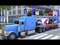 School Bus Billy Transpoted  - Wheel City Heroes (WCH) - Sergeant Lucas the Police Car New Cartoon