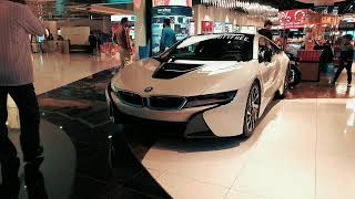 BMW i8 [Cinematic Hilights] | Oman | 2019 | Zhiyun Smooth4