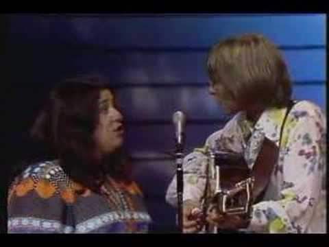 John Denver & Cass Elliot - Leaving On A Jet Plane video