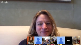 Humans to Mars interview with Dr Ellen Stofan