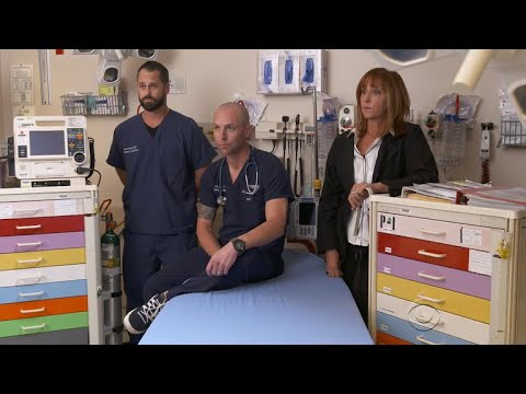 Doctors describe aftermath of Las Vegas massacre