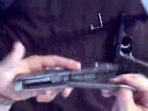 Ruger P95 Take Down