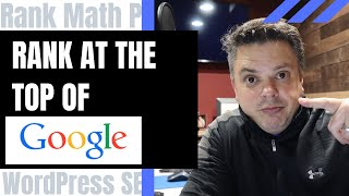 Rank Math SEO Plugin - Rank At The Top of Google!