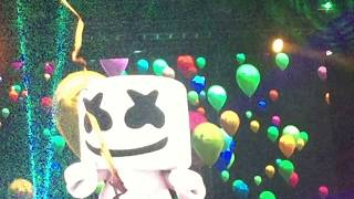 Marshmello Live | Sunburn Arena | Mumbai | 2016