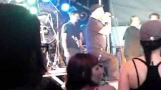 Skoi-Festival- The Skatoons- Skinhead Mädchen