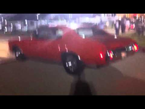 Chevelle SS straight pipes! LOUD