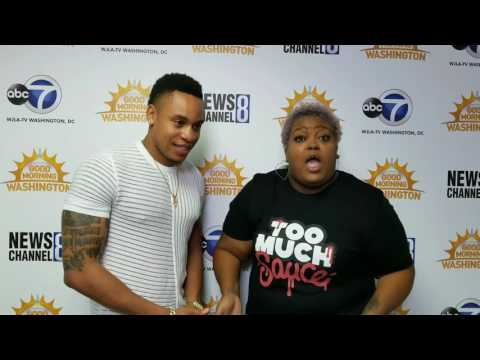 Rotimi talks #JeepMusic, #Power, #Cooking and if he gets any action!!