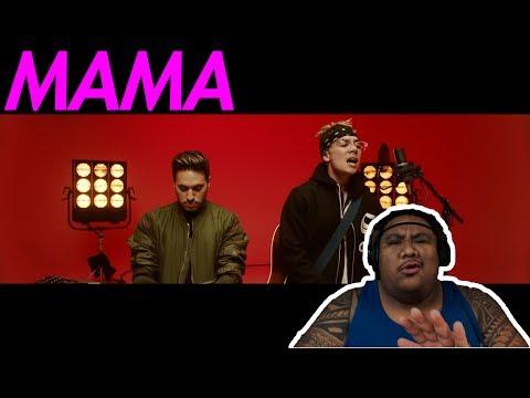Jonas Blue Ft. William Singe - Mama (Stripped) [MUSIC REACTION]