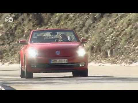Der Beetle Cabriolet | Motor mobil