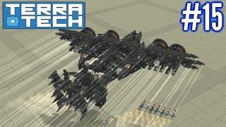Terratech   Ep 15   Hawkeye Bomber Plane!
