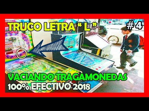 Truco Para Maquinas Tragamonedas Pinball (4) 100% Efectivo!!