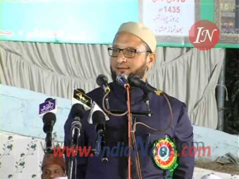 Asaduddin Owaisi Slams Salman Khan, Narendra Modi And Ramdev Baba video
