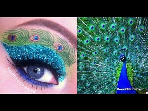 make up návod, líčenie návod, ako byť krásna, líčenie očí, očné tiene, dievčenské veci, páv