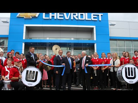 Bergstrom Chevrolet of Madison Grand Opening