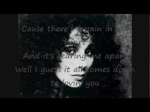 Cher - Love & Pain W/Lyrics