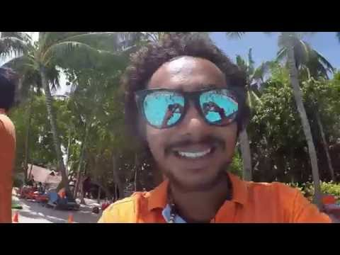Maldive Club Med Kani Trip (Record with GoPro Hero 4 Silver)