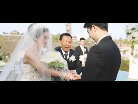 STEVEN + MAUREEN // Wedding at Ungasan Clifftop BALI