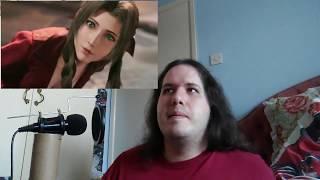 Final Fantasy VII Remake (2019) Video Game Trailer Reaction Video - GeorgieReacts