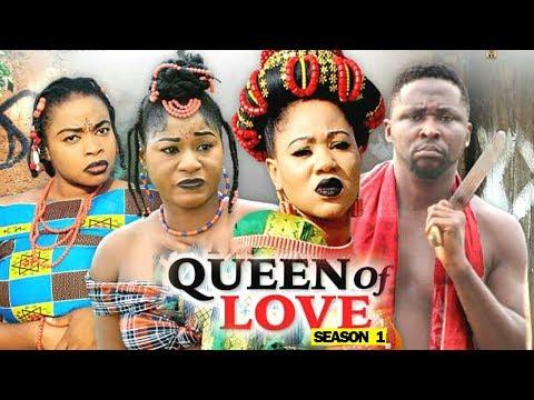 QUEEN OF LOVE SEASON 1 - 2019 Latest Nigerian Nollywood Movie Full HD | 1080p thumbnail