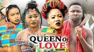 QUEEN OF LOVE SEASON 1 - 2019 Latest Nigerian Nollywood Movie Full HD | 1080p