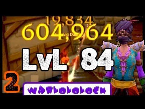 84 Destruction Warlock Twink Pvp #2 | Mop 5.3 video