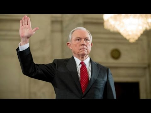 Sessions: I'd recuse myself from any Clinton probe
