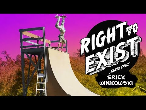 RIGHT TO EXIST- ERICK WINKOWSKI FULL PART!