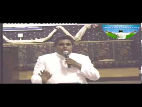 Prayer Of The Saint--malayalam Christian Message By Pr. Raju Methra video