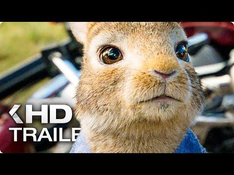 PETER HASE ALLE Clips & Trailer German Deutsch (2018)