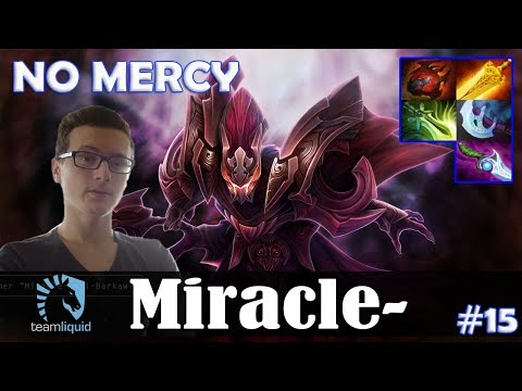 Miracle - Spectre Safelane | NO MERCY | Dota 2 Pro MMR Gameplay #15