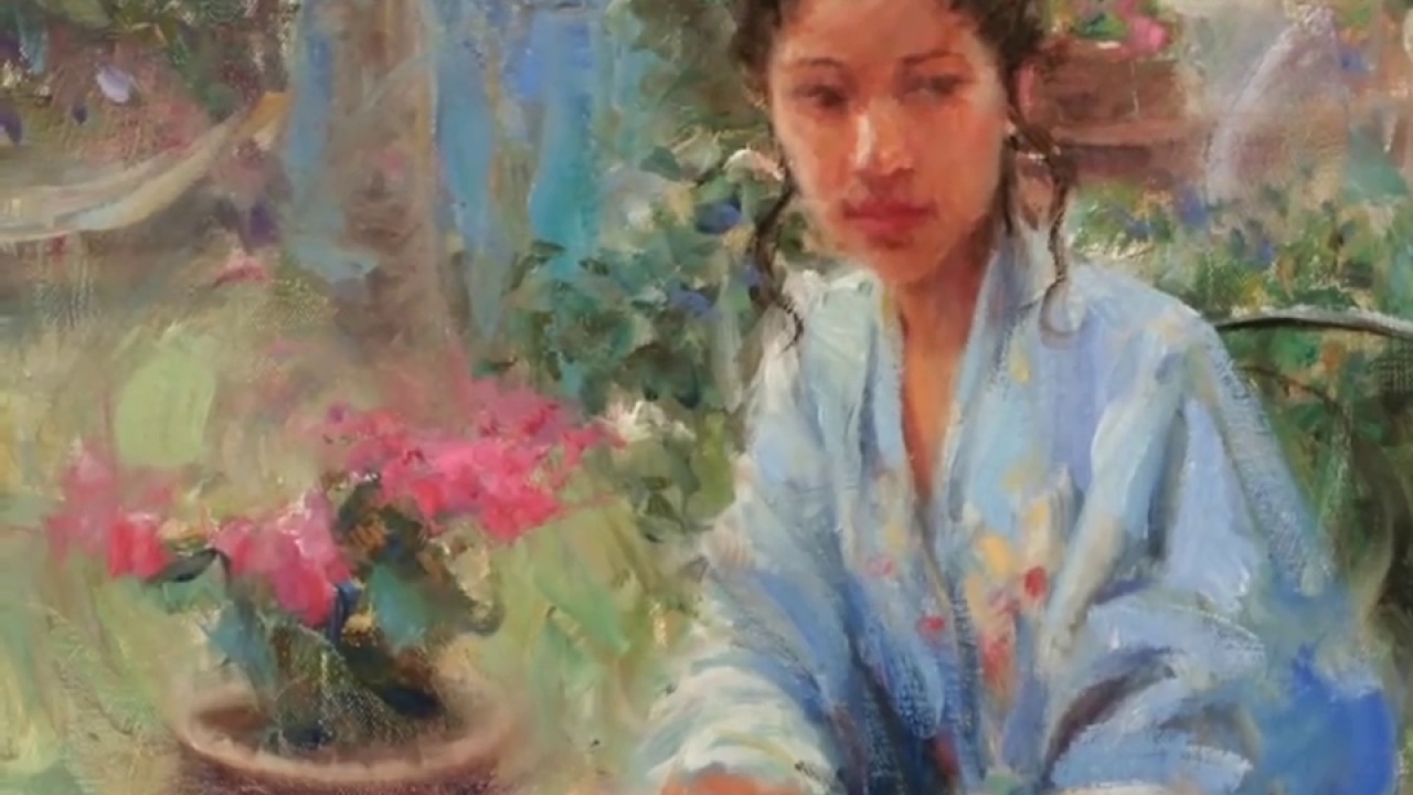 Best Figure Painters Figurative Painter