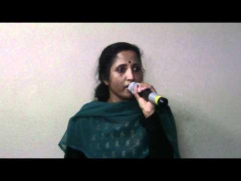 Barede Neenu Ninna Hesara Sung by Usha Ravi