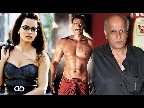 Bollywood News in 1 minute 13/03/2015 - Kangana Ranaut, Ajay Devgan, Mahesh Bhatt