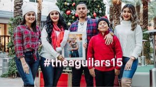 #theaguilars15 I WANT TO GO T O THE AGUILARS / MELODYS 15