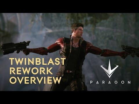 Paragon - Twinblast Rework Overview