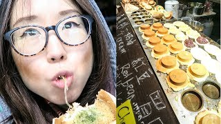 Taiwanese Street Food at Shilin Night Market ft. Stinky Tofu