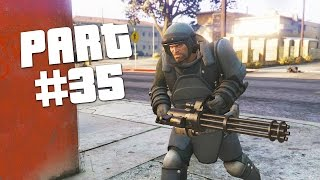 "GTA 5 - First Person Walkthrough Part 35 ""The Paleto Score Heist"" (GTA 5 PS4 Gameplay)"