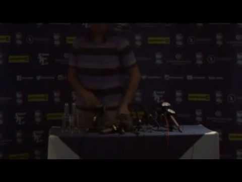 Gary Rowett's Birmingham City press conference