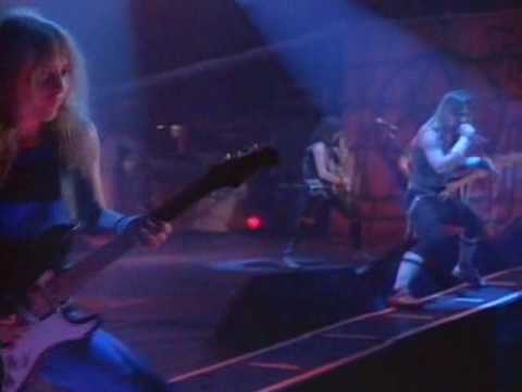 Run To The Hills Iron Maiden Live After Death