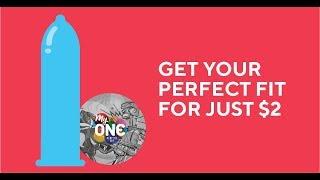80% of men need a better fitting condom. Introducing myONE Perfect Fit condoms.