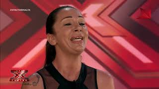 X Factor Malta - Auditions - Day 2 - Nadine Fenech