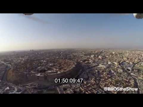 Raw Drone Footage from Iraq