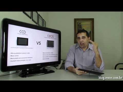 #ResterTECH S02E33 - Sensor CCD vs CMOS (Canon SX30 e SX40 HS)