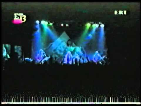 Jammin Greek TV - Kai Hansen interview and Gamma Ray live in Greece, May 2000