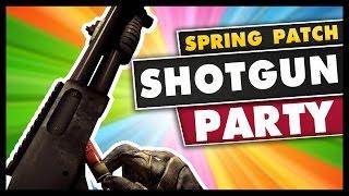 SHOTGUN PARTY! - Die Battlefield 4 Schrotflinten lohnen sich wieder   Spring Patch Update